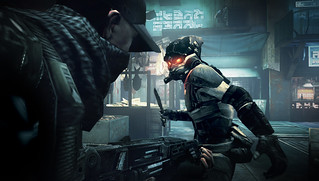 Killzone: Mercenary for PS Vita | by PlayStation Europe