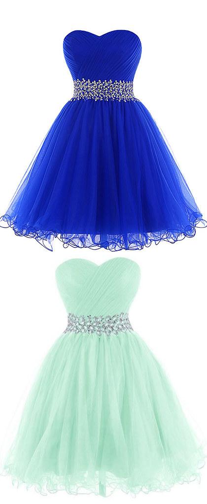 Short Winter Formal Dresses
