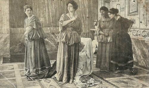 Elena Sangro in Fabiola