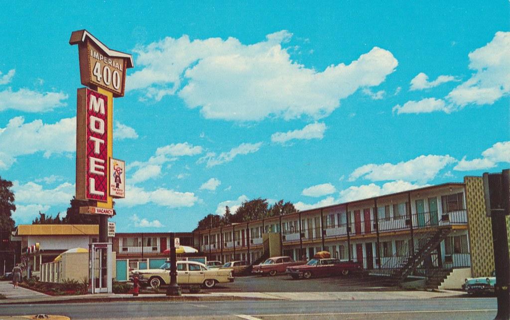 Imperial '400' Motel - Portland, Oregon