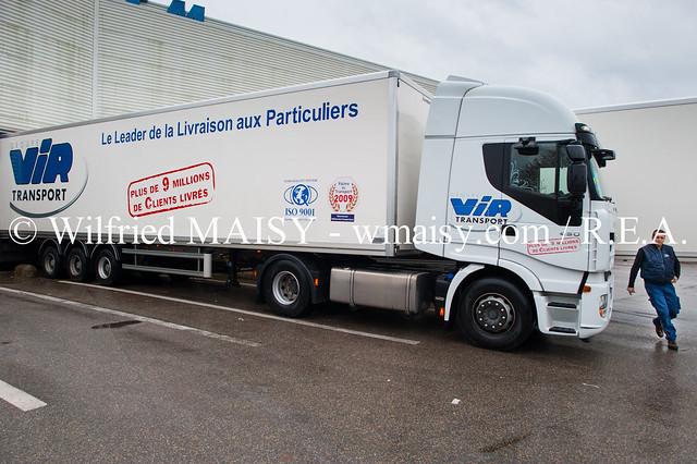 Logistique e commerce de vente vente de mobilier sur internet vi - Vir transport vitrolles ...