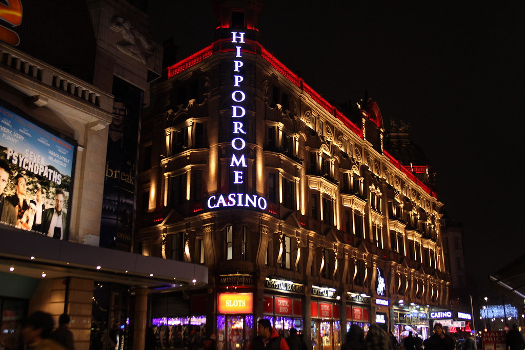 Casino London | Grosvenor Casino Russell Square
