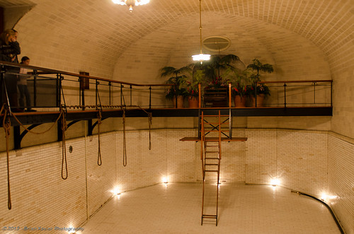 Biltmore Mansion Pool | The first pool with underwater ...