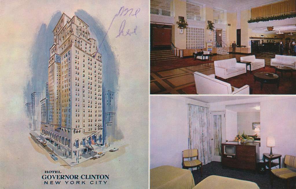 Hotel Governor Clinton - New York, New York