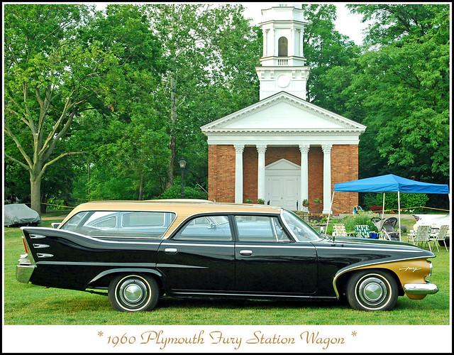 1960 plymouth fury station wagon flickr photo sharing - Suburban chrysler garden city mi ...