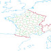New admin-1 for France