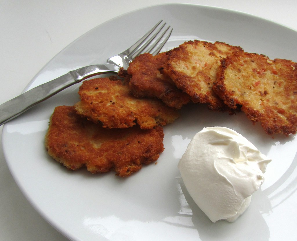 Salmon Cakes With Mashed Potatoes Recipes