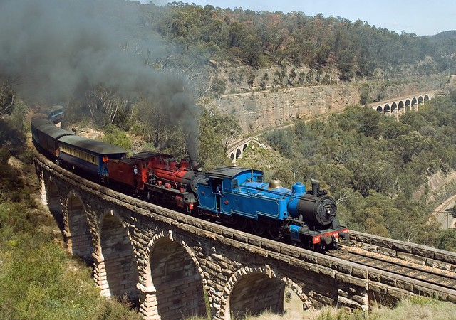 Zig Zag Railway Blue Mountains 17