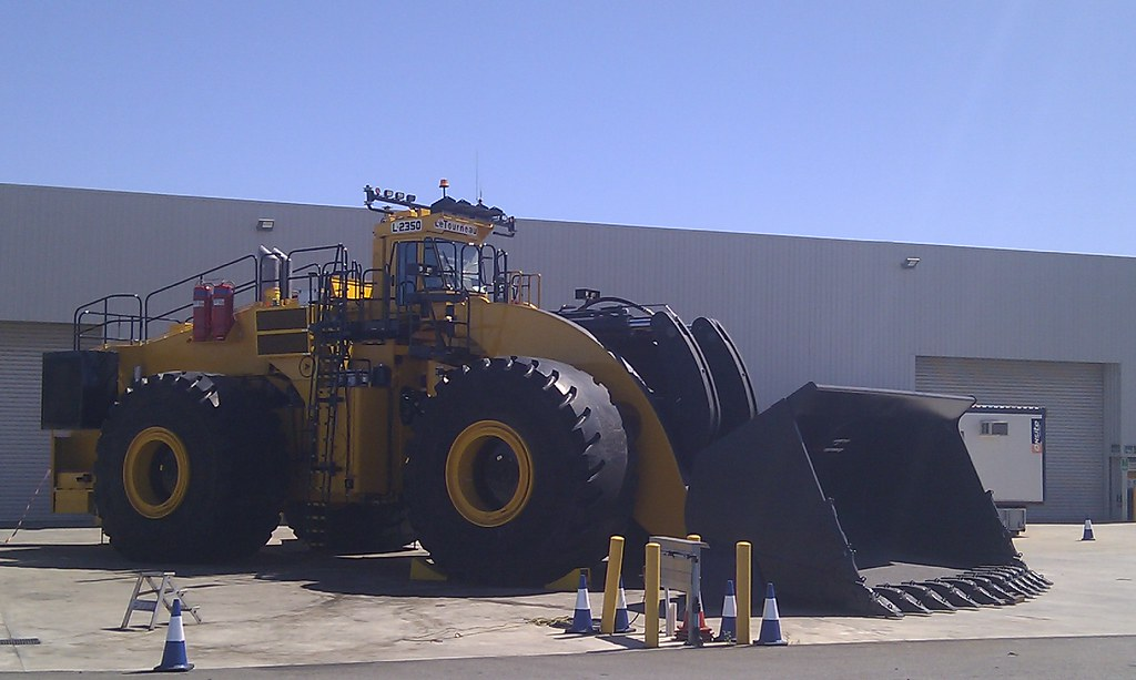 Letourneau L2350, 160,000 lb lift - #79670322 added by anonemous ...