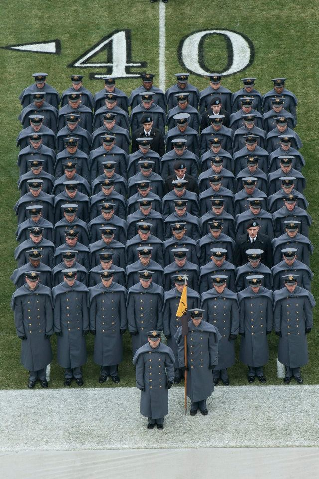 Army Navy Game >> Army-Navy Game March On | The U.S. Military Academy Corps of… | Flickr