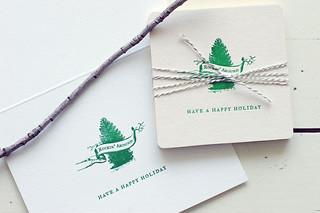 Custom Christmas Cards! | by erica_knits
