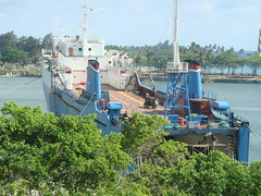 Port of Santo Domingo
