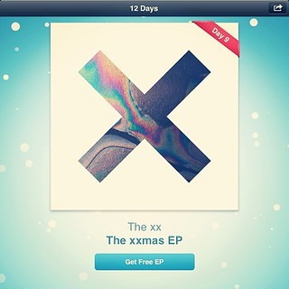 Wow free! The xxmas EP from 12 Days App | by Patrick Ng