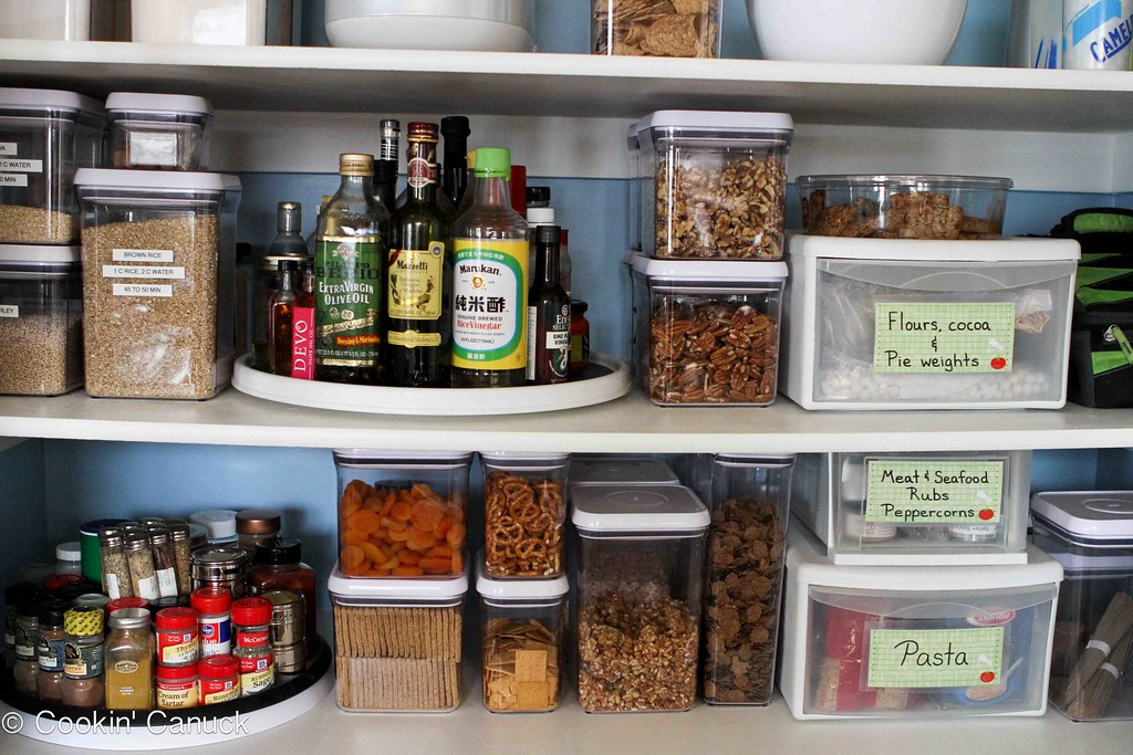 How To Organize Your Pantry By Cookin 39 Canuck Organizati