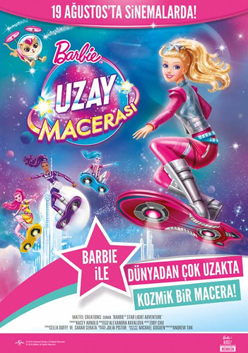 Barbie: Uzay Macerası - Barbie: Starlight Adventure (2016)