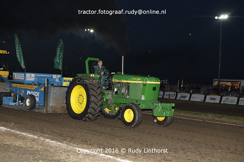 Oudenbosch 4500kg Sport Top