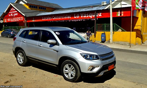 Changan CS75 - Lanzamiento en Chile