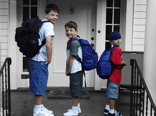 Back To School Boys | by FamZoo
