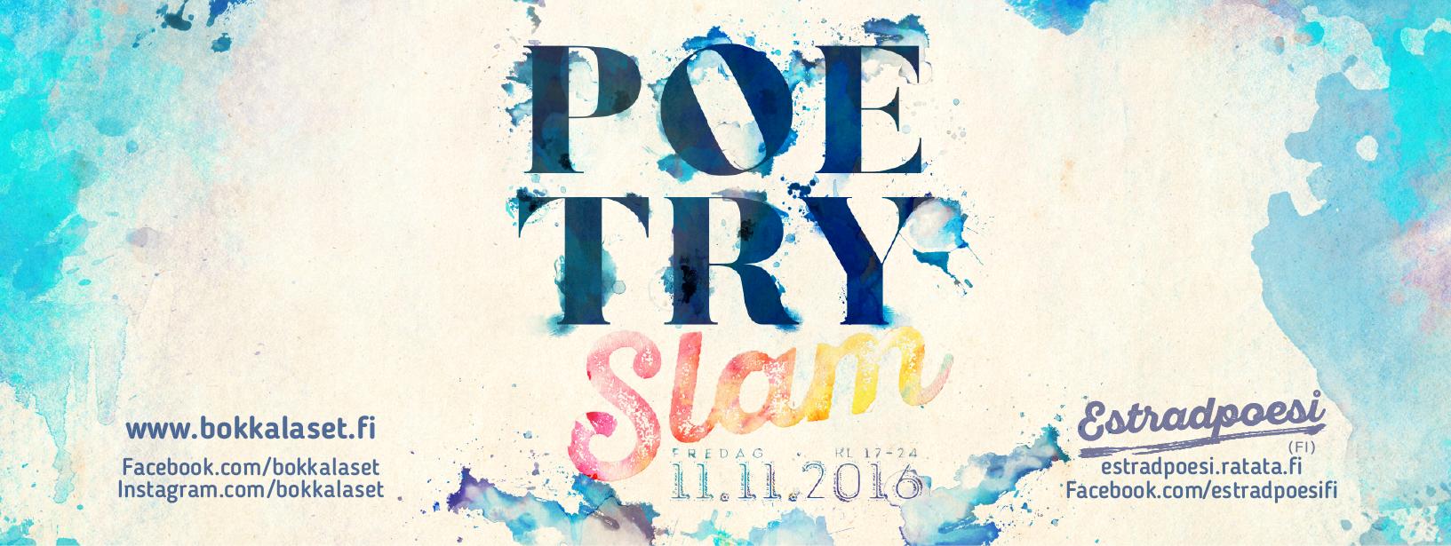 poetry slam estradpoesi bokkalaset bittes bar 2016