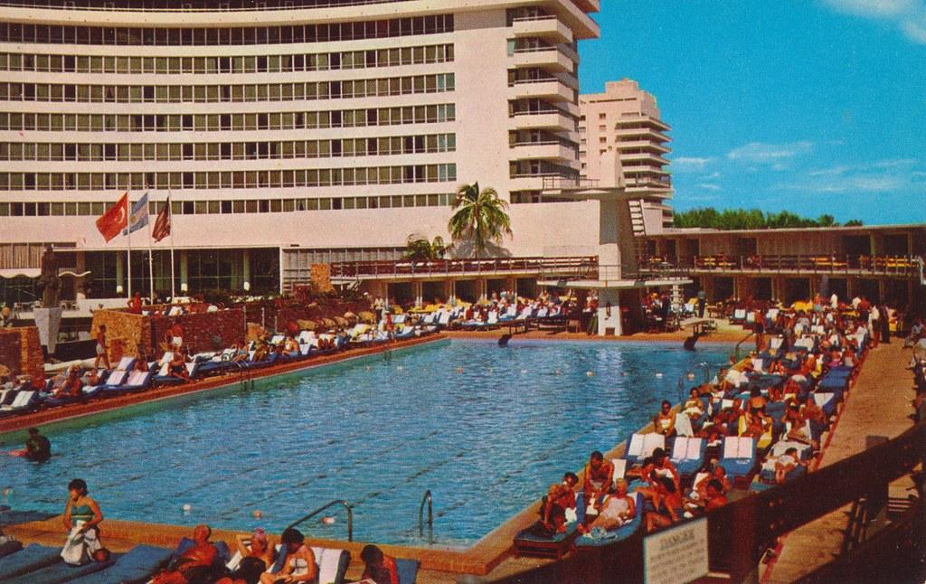 Fontainebleau Hotel - Miami Beach, Florida