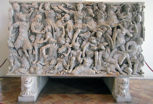 Ludovisi Battle Sarcophagus | by profzucker