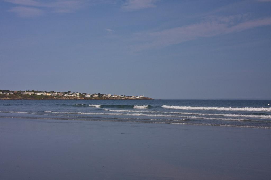 Map Of Long Sands Beach York Maine