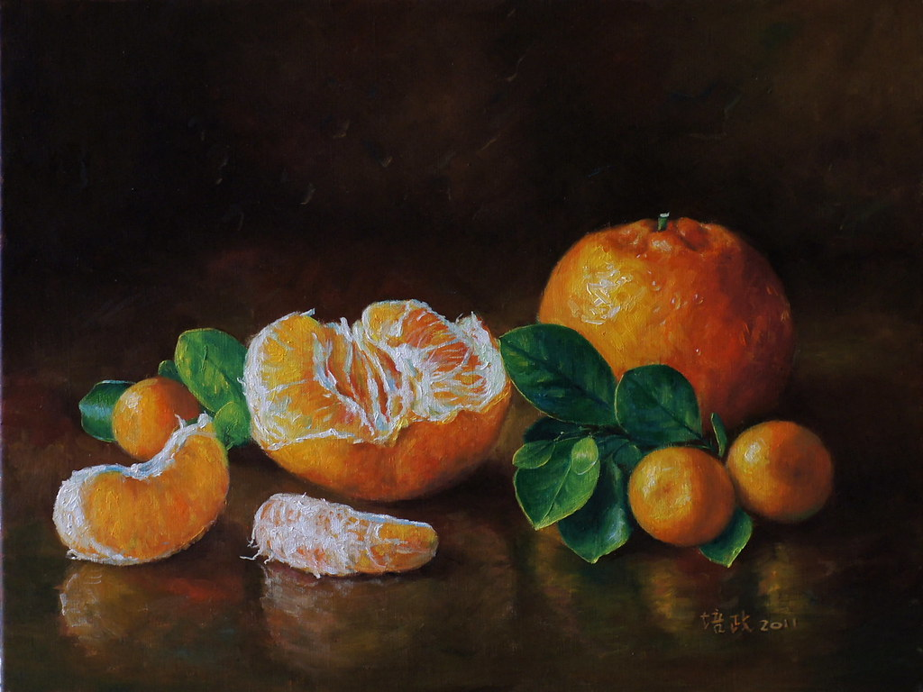 Oil Painting I