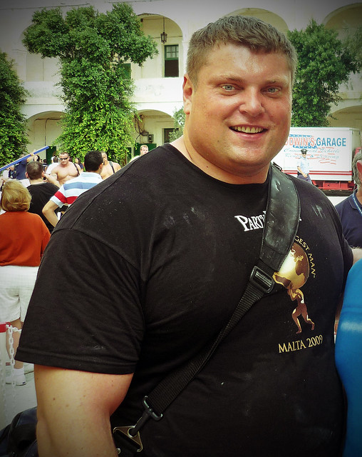 met rx world's strongest man steroids