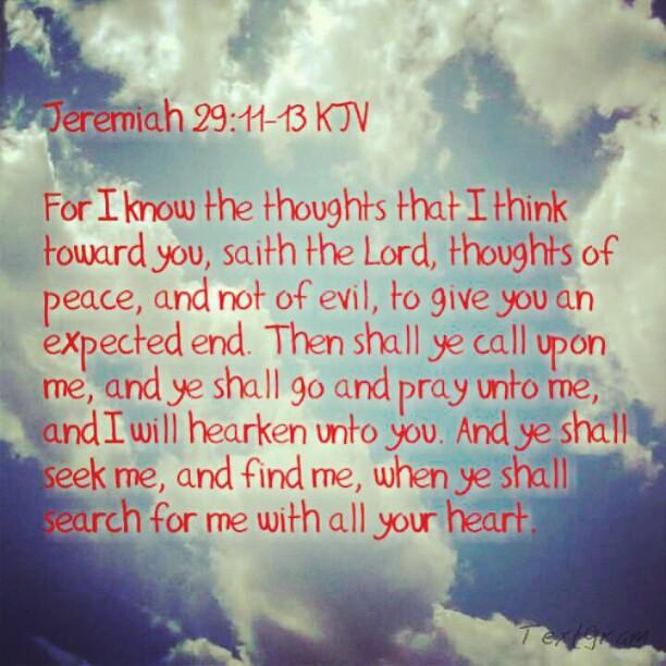 Jeremiah 29 11 13 kjv mark m517 flickr - Jer 29 11 kjv ...
