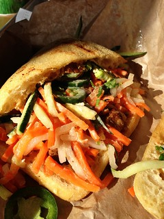 Kurobuta Pork Belly Banh Mi | by Half Pint Cook