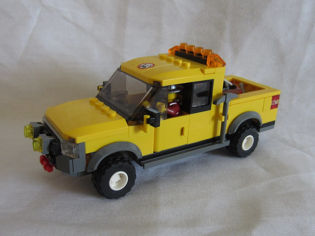 6 Door Truck >> Extended Cab Truck | 2-door 6/7-wide truck, Seats two minifi… | Flickr
