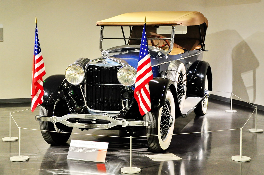 Titus Will Tacoma >> 1923 Lincoln Touring Car | This 1923 Lincoln has been a ...