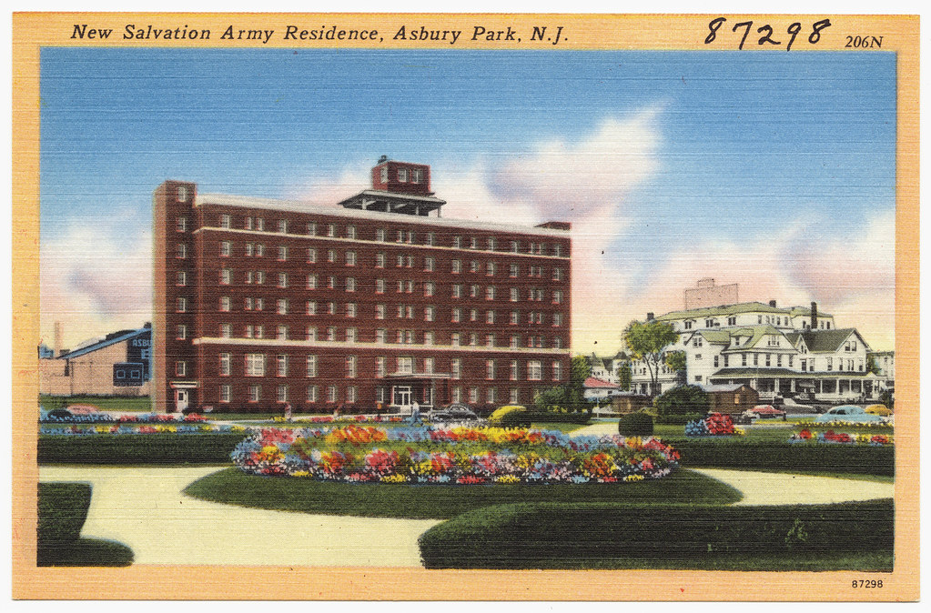 Asbury Park Hotels