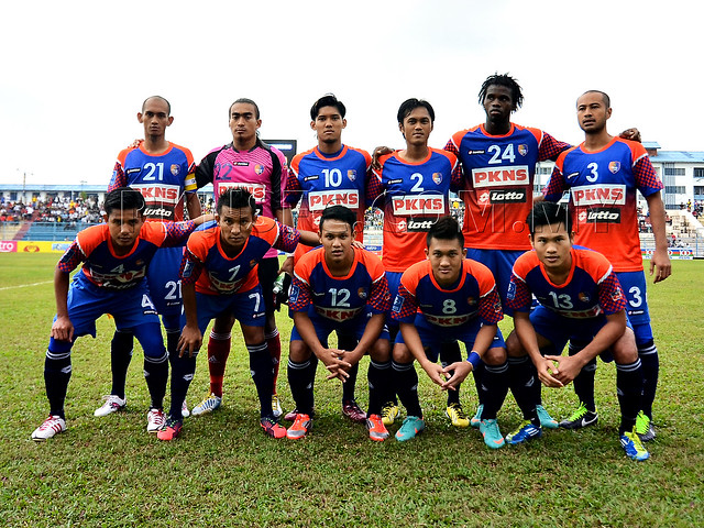 PKNS FC – Liga Perdana