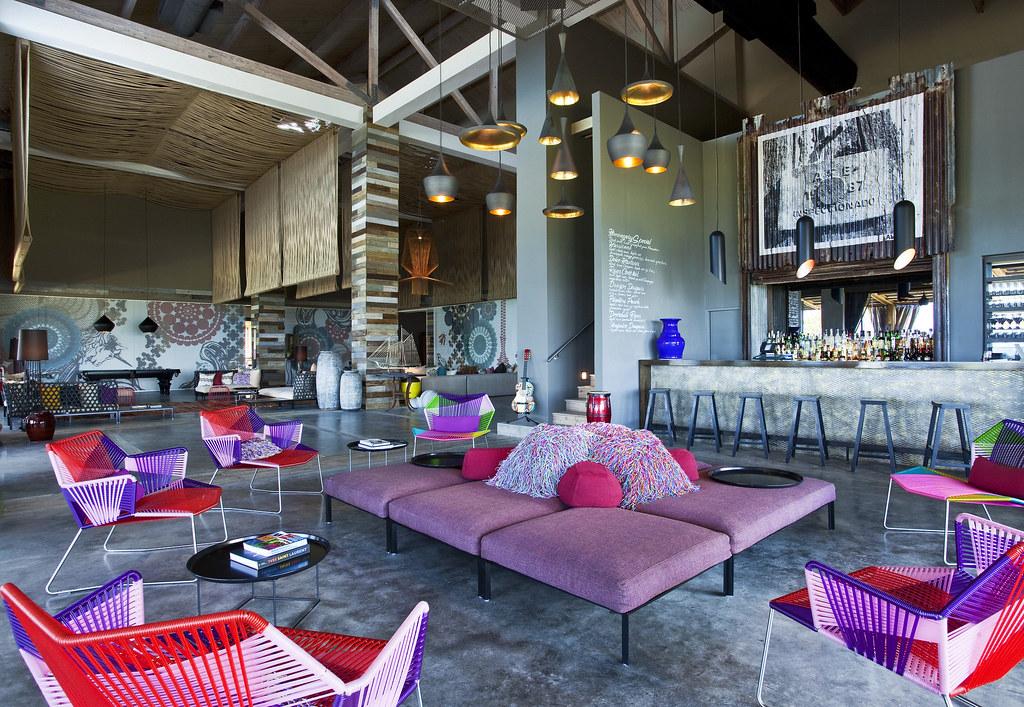 W Retreat Spa Vieques Island Living Room Living Room