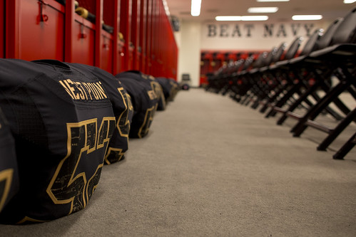 Army Locker Room