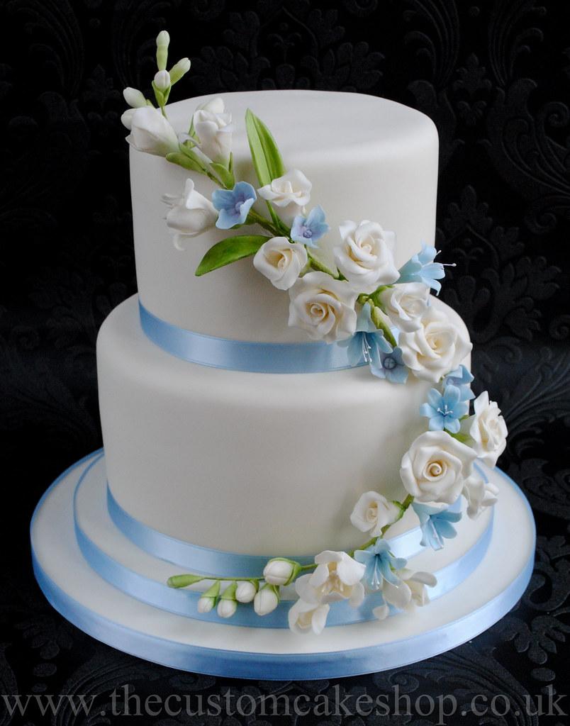 Wedding Cake Tier Height