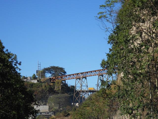 Puente Las Vacas