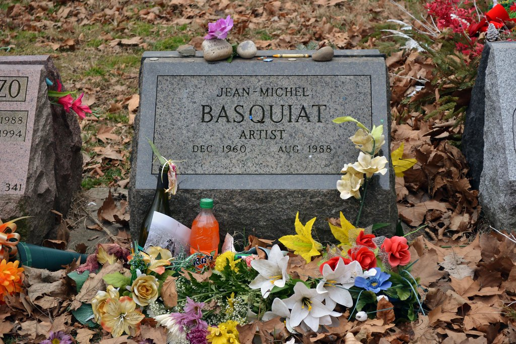 """a critique of the paintings done by jean michel basquiat On jean-michel basquiat institutional critique and would often be credited and """"samo"""" instead of as """"jean-michel basquiat"""" in his early painting."""