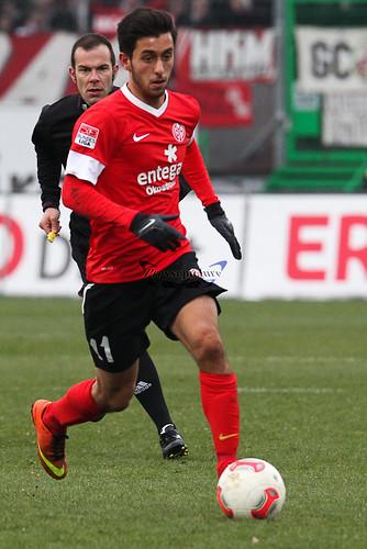 SpVgg Greuther Fürth - 1.FSV Mainz 05, 26.1.2013