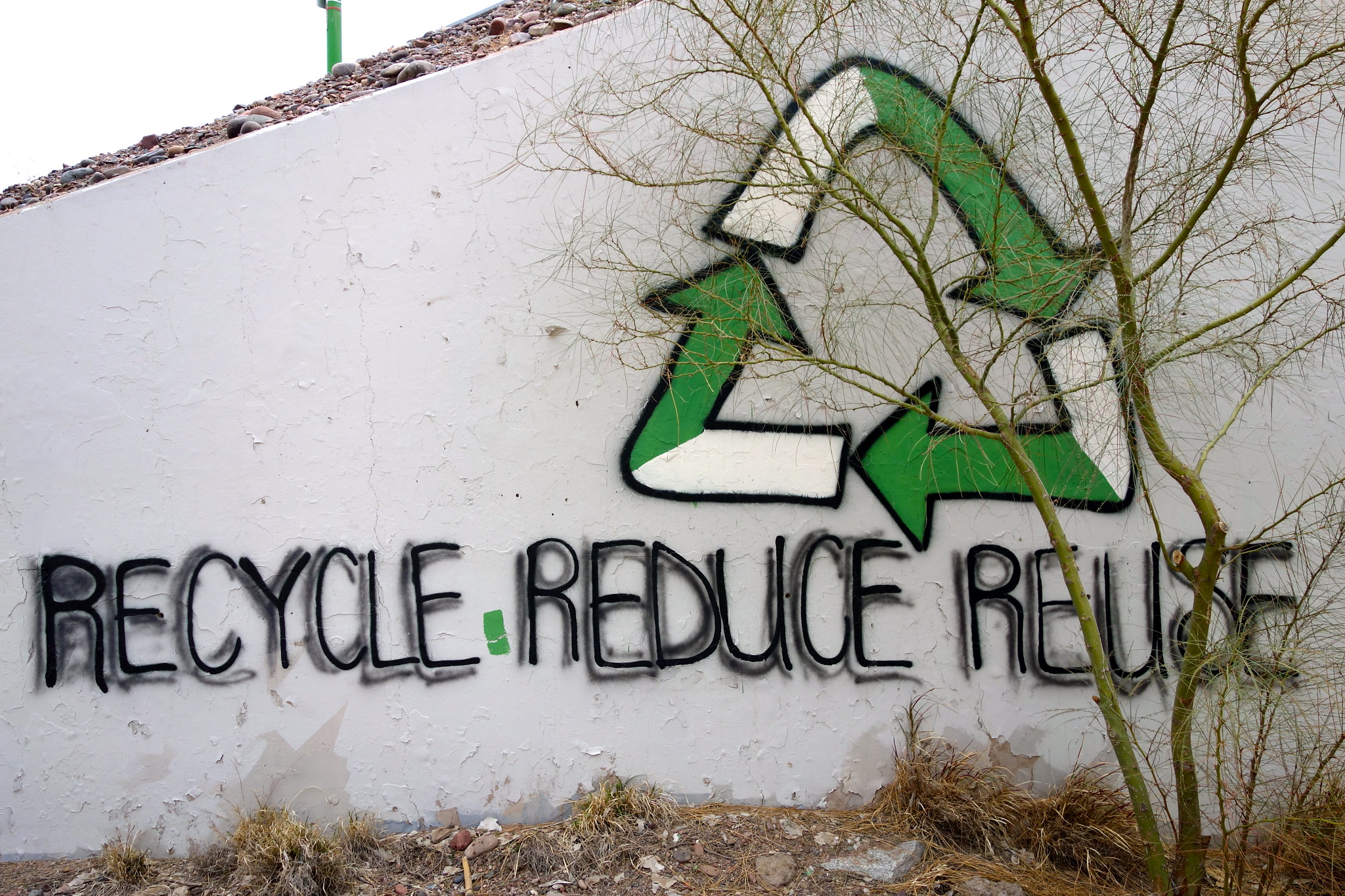 Recycle Reduce Re-Use eBay Re-Sell