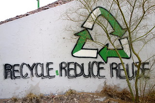Recycle Reduce Reuse | by kevin dooley