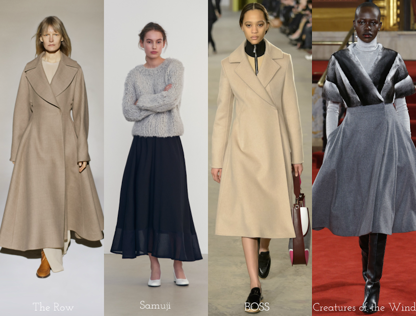 Trend Report: A/W 2016: A-line