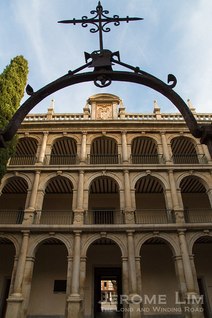 The original university at the town of Alcalá de Henares goes back to 1293.