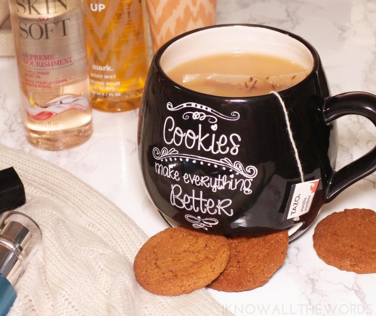 avon milk & cokies lover mug