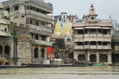 Varanasi, Ganges, India | by Global Water Forum