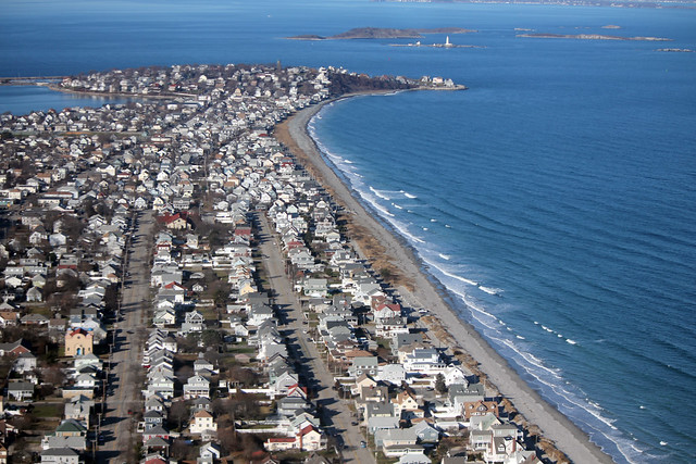 Aerial View Of Hull Ma Flickr Photo Sharing