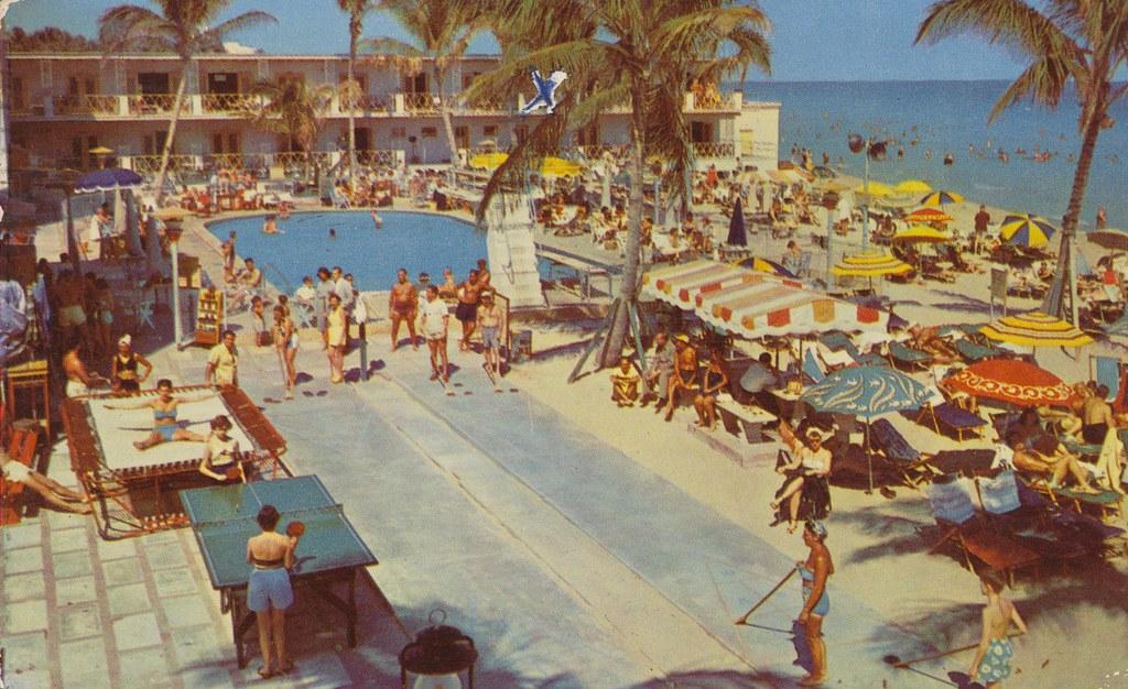 The Shoreham and Norman - Miami Beach, Florida