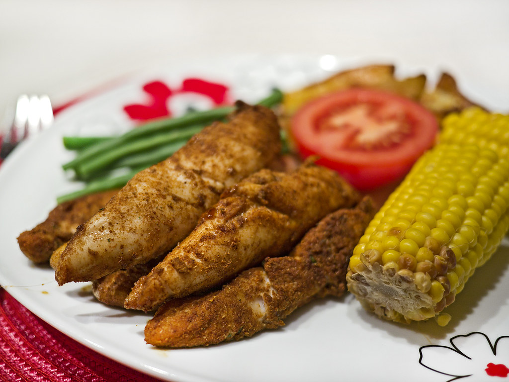 Southern Grilled Chicken Mini Fillets | Southern Grilled ...