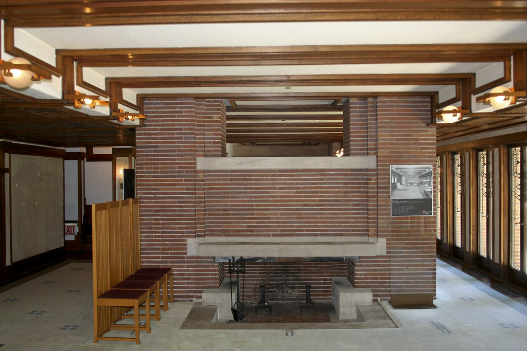 ... Frank Lloyd Wright   Robie House | By U0027O Tedesc